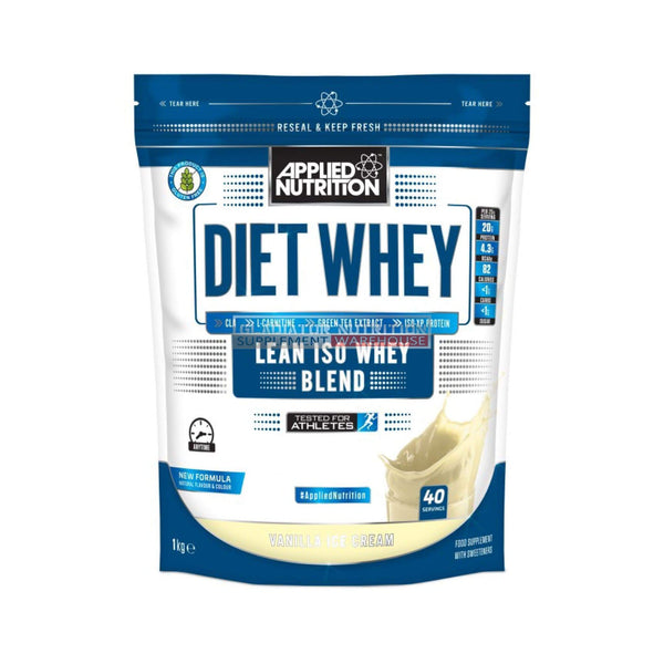 Applied Nutrition Diet Whey Vanilla / 40 Servings