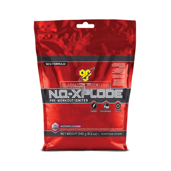 Bsn N.o Xplode 12S Fruit Punch Pre-Workout