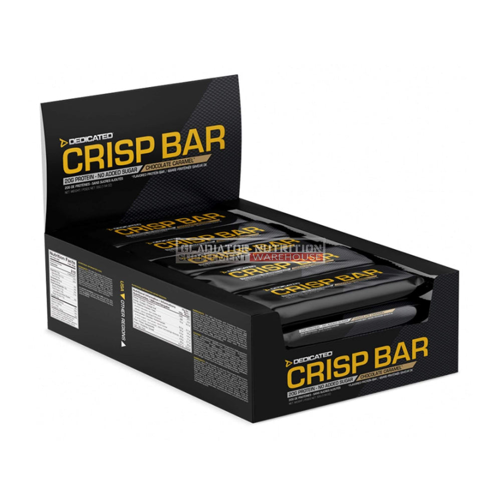 *Dedicated Crisp Bar