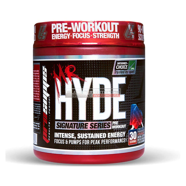 Prosupps Mr. Hyde Signature Pre-Workout