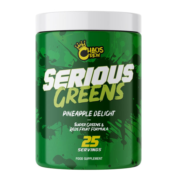 Chaos Crew Serious Greens