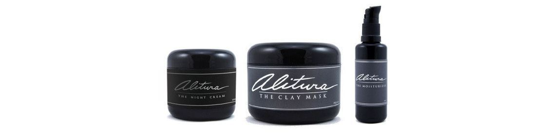 Alitura Naturals Skin Care available at Helfi