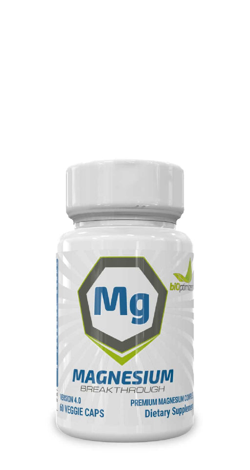 BiOptimizers Magnesium Breakthrough 1