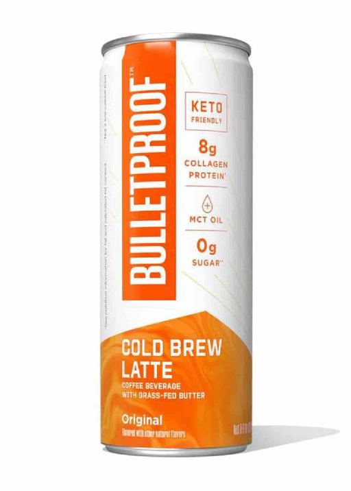 Bulletproof Cold Brew Latte Original