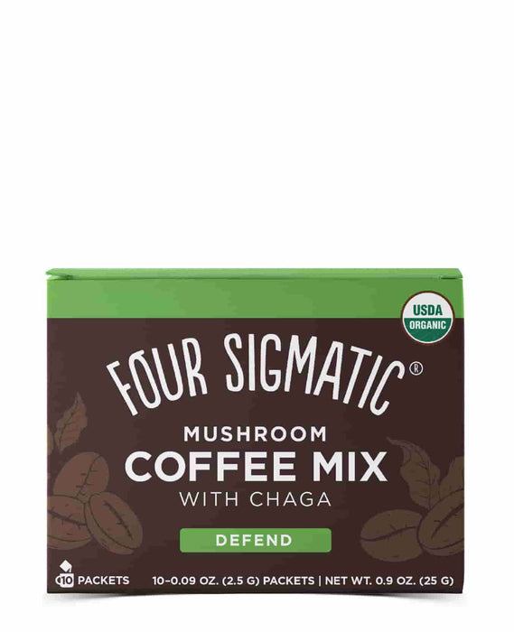 Four Sigmatic Mushroom Coffee  Cordyceps Chaga