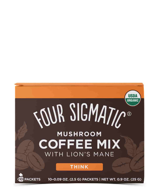 Four Sigmatic Mushroom Coffee Mix Lion's Mane