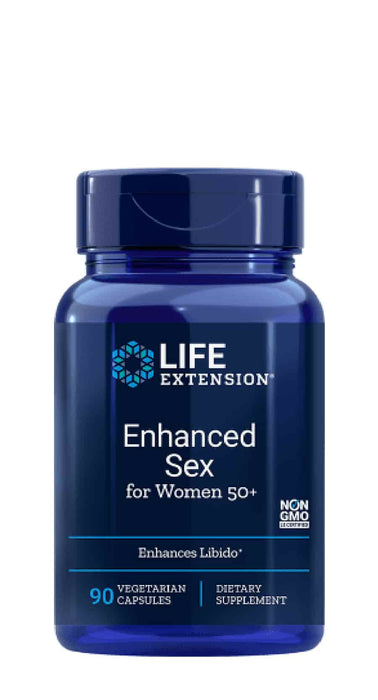Life Extension Enhanced Sex for Women 50+