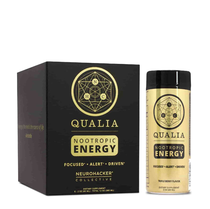 Neurohacker Collective Qualia Nootropic Energy 2