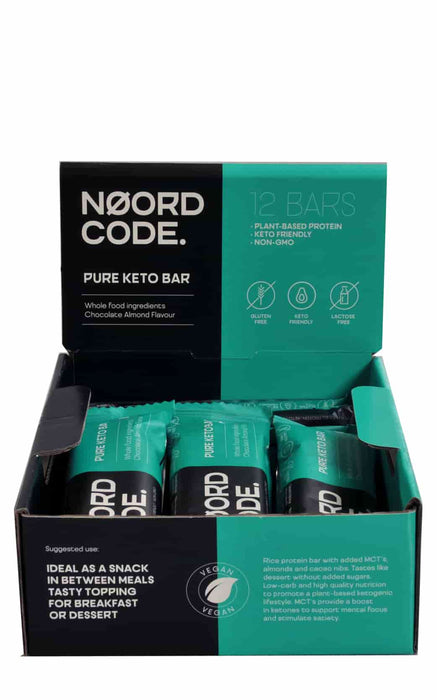 NoordCode Pure Keto Bars 1