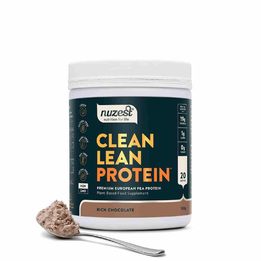 NuZest Clean Lean Protein Rich Chocolate 500 g