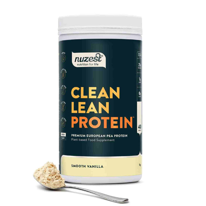 NuZest Clean Lean Protein Smooth Vanilla 1000 g