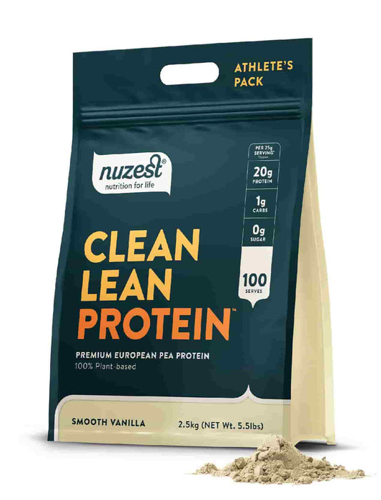 NuZest Clean Lean Protein Smooth Vanilla 2.5 kg