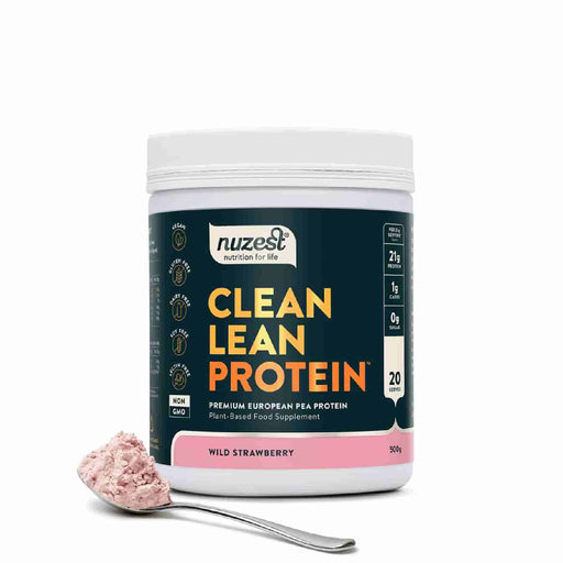 NuZest Clean Lean Protein Wild Strawberry 500 g