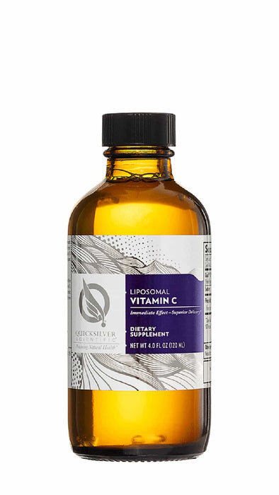 Quicksilver Scientific Liposomal Vitamin C 120 mL