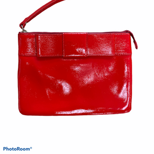 Primary Photo - BRAND: KATE SPADE STYLE: WRISTLET COLOR: RED SKU: 206-20664-10693