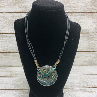 Primary Photo - BRAND: CHICOS STYLE: NECKLACE COLOR: TURQUOISE SKU: 206-20683-1174