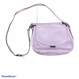 Primary Photo - BRAND: KATE SPADE STYLE: HANDBAG DESIGNER COLOR: PINK SIZE: MEDIUM OTHER INFO: MULBERRY STREET ALECIA CROSSBODY SKU: 206-20618-91011
