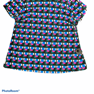 Primary Photo - BRAND: CYNTHIA ROWLEY STYLE: TOP SHORT SLEEVE COLOR: MULTI SIZE: M SKU: 206-20618-92484