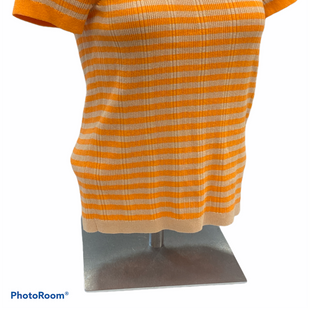 Primary Photo - BRAND: MADEWELL STYLE: TOP SHORT SLEEVE COLOR: ORANGE SIZE: M SKU: 206-20664-12576