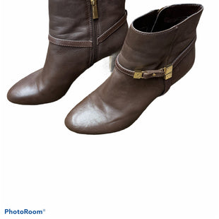 Primary Photo - BRAND: VINCE CAMUTO STYLE: BOOTS ANKLE COLOR: BROWN SIZE: 8 SKU: 206-20689-7119