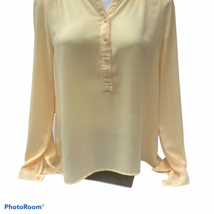 Primary Photo - BRAND: LOFT STYLE: TOP LONG SLEEVE COLOR: YELLOW SIZE: S SKU: 206-20618-92207