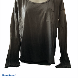 Primary Photo - BRAND: WE THE FREE STYLE: TOP LONG SLEEVE BASIC COLOR: GREY SIZE: L SKU: 206-20693-7496