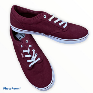 Primary Photo - BRAND: VANS STYLE: SHOES FLATS COLOR: RED SIZE: 9 SKU: 206-20689-9108
