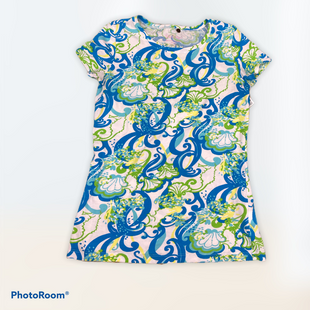 Primary Photo - BRAND: LILLY PULITZER STYLE: TOP SHORT SLEEVE BASIC COLOR: GREEN SIZE: XS SKU: 206-20693-8552