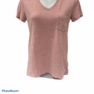 Primary Photo - BRAND: UNIVERSAL THREAD STYLE: TOP SHORT SLEEVE BASIC COLOR: PINK SIZE: S SKU: 206-20694-725