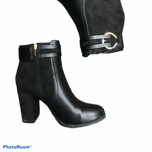 Primary Photo - BRAND: LIMELIGHT STYLE: BOOTS ANKLE COLOR: BLACK SIZE: 7 SKU: 206-20639-11975