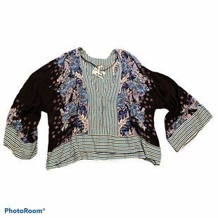 Primary Photo - BRAND: FREE PEOPLE STYLE: TOP LONG SLEEVE COLOR: BLACK SIZE: S SKU: 206-20693-6456
