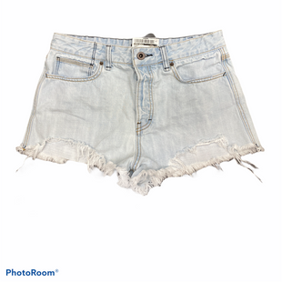 Primary Photo - BRAND: FREE PEOPLE STYLE: SHORTS COLOR: DENIM SIZE: 8 SKU: 206-20689-6815