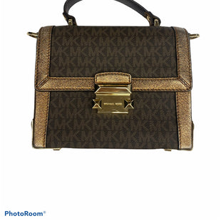 Primary Photo - BRAND: MICHAEL KORS STYLE: HANDBAG DESIGNER COLOR: BROWN SIZE: SMALL SKU: 206-20689-9429