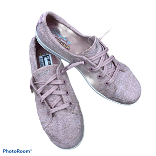 Primary Photo - BRAND: SKECHERS STYLE: SHOES FLATS COLOR: PINK SIZE: 9 SKU: 206-20618-87254