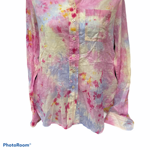 Primary Photo - BRAND: ANTHROPOLOGIE STYLE: TOP LONG SLEEVE COLOR: PINK SIZE: XS SKU: 206-20693-7055
