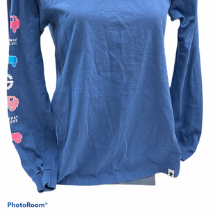 Primary Photo - BRAND: SIMPLY SOUTHERN STYLE: TOP LONG SLEEVE BASIC COLOR: BLUE SIZE: S SKU: 206-20693-7740
