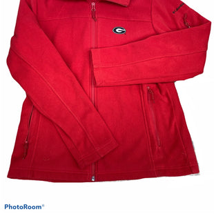 Primary Photo - BRAND: COLUMBIA STYLE: FLEECE COLOR: RED SIZE: M SKU: 206-20639-12101