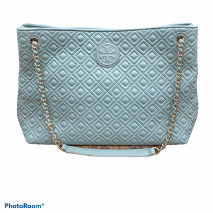 Primary Photo - BRAND: TORY BURCH STYLE: HANDBAG DESIGNER COLOR: MINT SIZE: LARGE SKU: 206-20664-10933