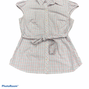 Primary Photo - BRAND: LILLY PULITZER STYLE: TOP DESIGNER COLOR: PLAID SIZE: S SKU: 206-20693-5273