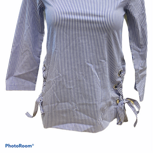Primary Photo - BRAND: BANANA REPUBLIC STYLE: TOP LONG SLEEVE COLOR: STRIPED SIZE: XS OTHER INFO: NEW! SKU: 206-20664-12429