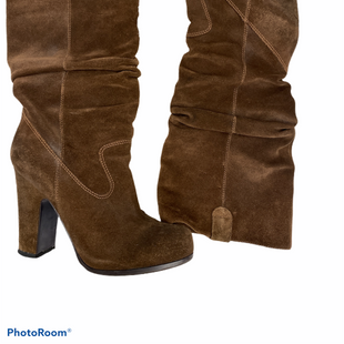 Primary Photo - BRAND: DONALD J PILNER STYLE: BOOTS KNEE COLOR: BROWN SIZE: 9.5 SKU: 206-20689-6924