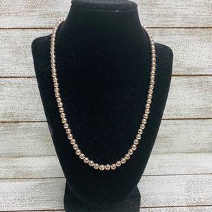 Primary Photo - BRAND: NAPIER STYLE: NECKLACE COLOR: SILVER SKU: 206-20689-518
