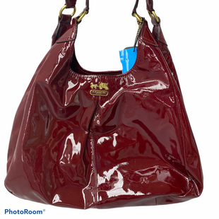 Primary Photo - BRAND: COACH STYLE: HANDBAG DESIGNER COLOR: RED SIZE: MEDIUM SKU: 206-20693-3258