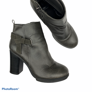 Primary Photo - BRAND:    CLOTHES MENTOR STYLE: BOOTS ANKLE COLOR: GREY SIZE: 11 OTHER INFO: A+ - SKU: 206-20618-85965