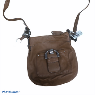 Primary Photo - BRAND: B MAKOWSKY STYLE: HANDBAG DESIGNER COLOR: BROWN SIZE: MEDIUM SKU: 206-20689-9872