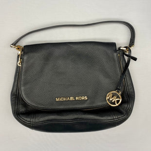 Primary Photo - BRAND: MICHAEL KORS STYLE: HANDBAG DESIGNER COLOR: BLACK SIZE: MEDIUM SKU: 206-20664-11460