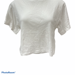 Primary Photo - BRAND: FREE PEOPLE STYLE: TOP SHORT SLEEVE BASIC COLOR: WHITE SIZE: XS SKU: 206-20693-7969