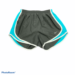 Primary Photo - BRAND: NIKE APPAREL STYLE: ATHLETIC SHORTS COLOR: GREY SIZE: S SKU: 206-20684-3014