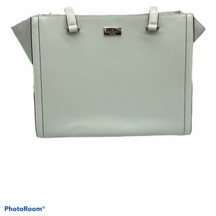 Primary Photo - BRAND: KATE SPADE STYLE: HANDBAG DESIGNER COLOR: AQUA SIZE: LARGE OTHER INFO: WKRU 2706 SKU: 206-20618-94326