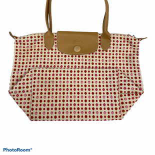 Primary Photo - BRAND: LONGCHAMP STYLE: HANDBAG DESIGNER COLOR: PINK SIZE: MEDIUM SKU: 206-20693-8566